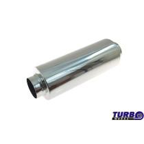 Sport kipufogó dob TurboWorks X113C 2,5'' 304SS 63mm